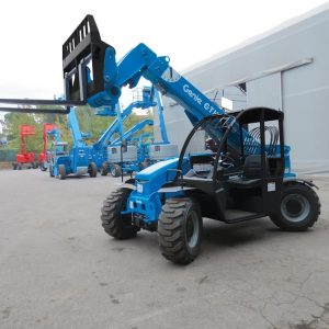 Forklifts Telescoping